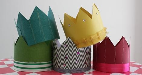 Поделка своими руками корона